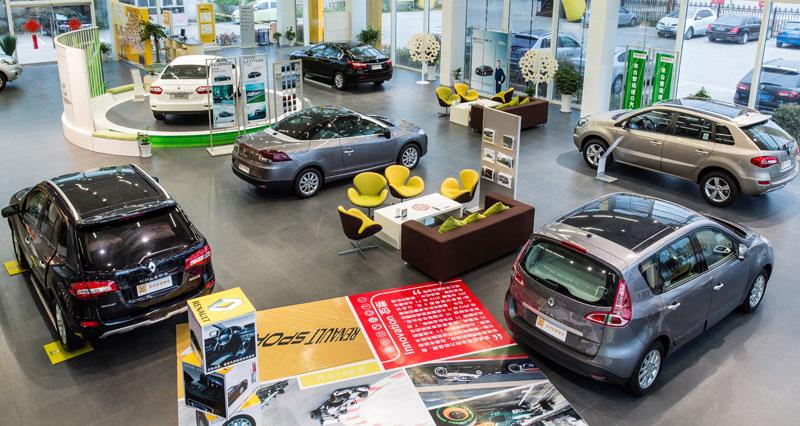 Renault dealership