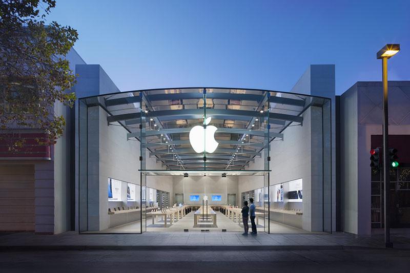 Apple Palo Alto store