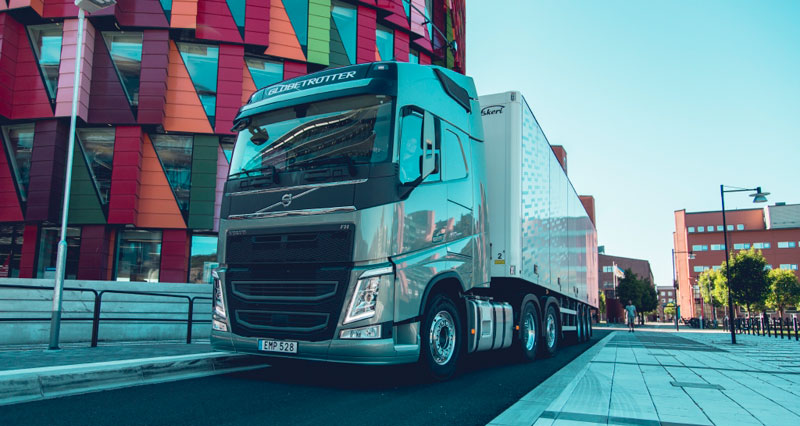 Volvo Trucks Services - connected trucks