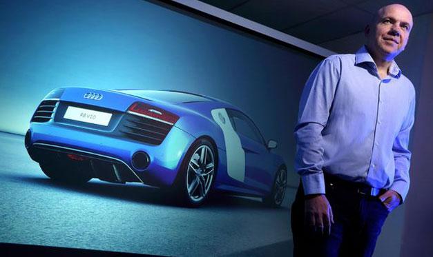 """ZeroLight aims to change the way the industry sells cars"" - Darren Jobling, Chief Executive, ZeroLight"