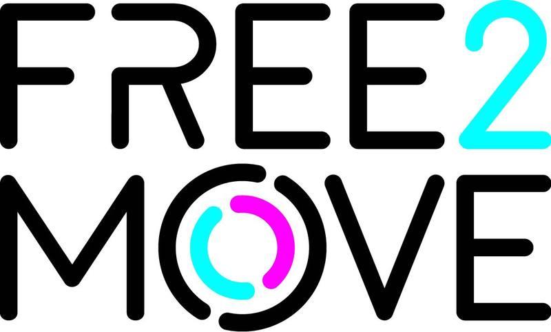 PSA FREE2MOVE logo