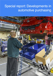 Special report - Developments in automotive purchasing