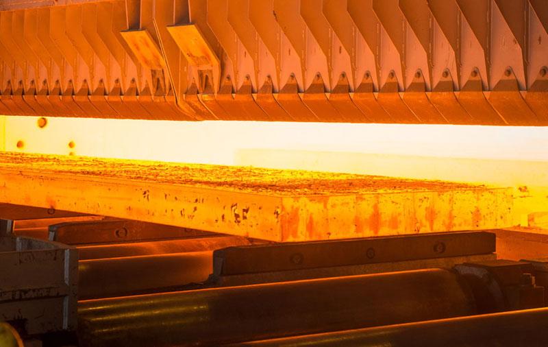 Megatrends Q3 - ArcelorMittal Walking Beam Furnace