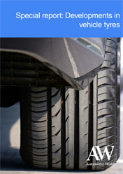 Special report: Developments in vehicle tyres