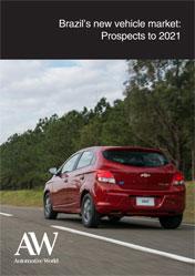 Brazil's new vehicle market: Prospects to 2021