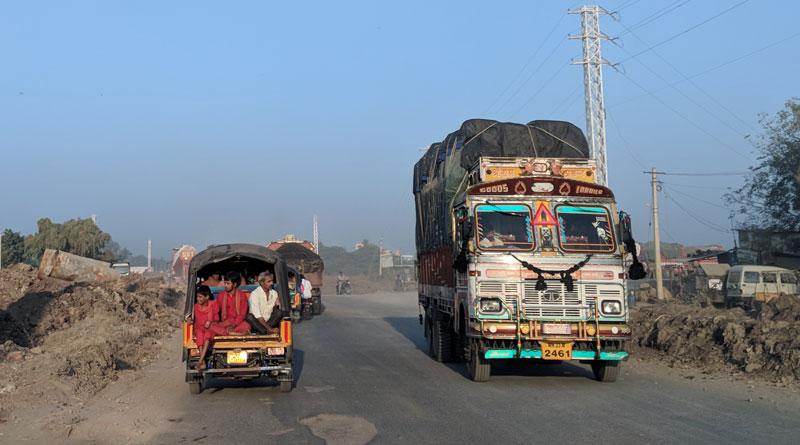 India road traffic