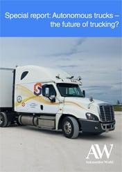 Special report: Autonomous trucks - the future of trucking?