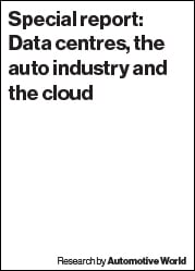 Special report: Data centres, the auto industry and the cloud