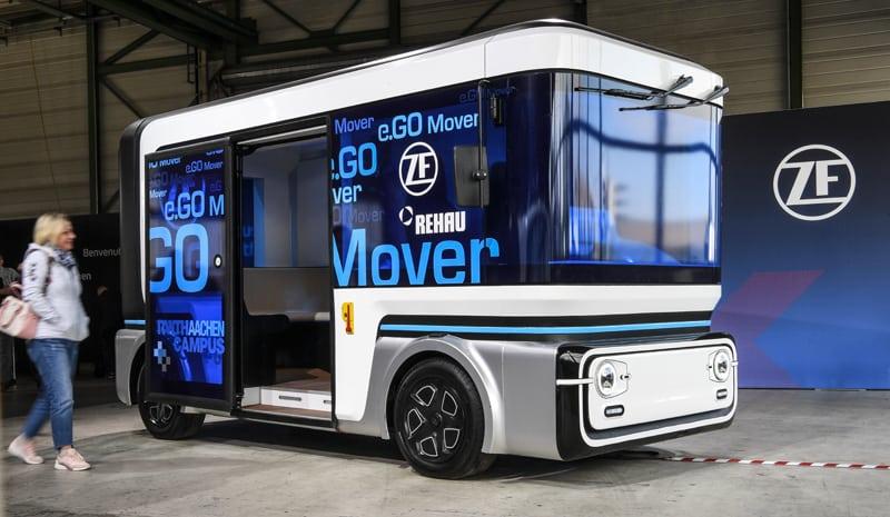 ZF e.Go Mover