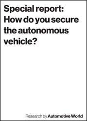 Special report: How do you secure the autonomous vehicle?