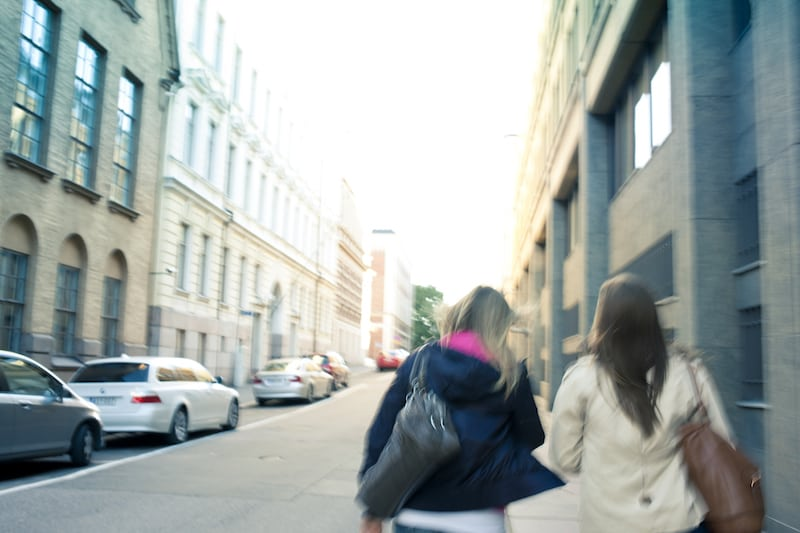 Helsinki street view