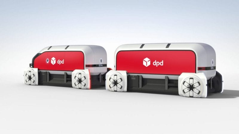 DPDgroup and Groupe Renault lay the groundwork for the future