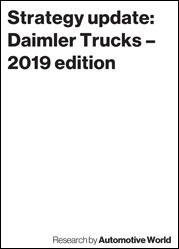Strategy update: Daimler Trucks – 2019 edition
