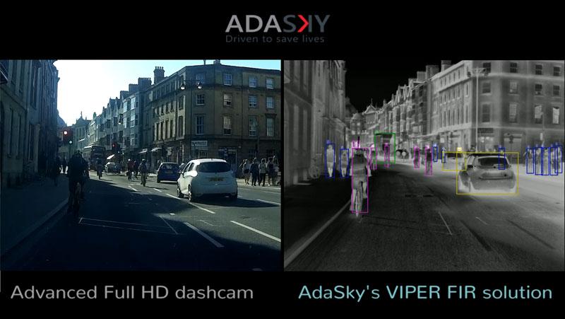 Adasky - Full HD VIPER FIR