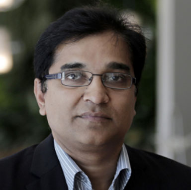 Ganesh Iyer, Managing Director, NIO USA & Global CIO of NIO