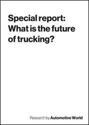 Special report: What is the future of trucking?