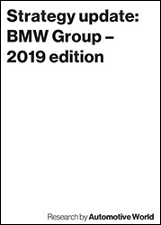 Strategy update: BMW Group – 2019 edition