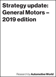 Strategy update: General Motors – 2019 edition