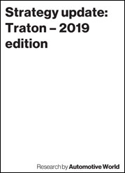 Strategy update: Traton – 2019 edition