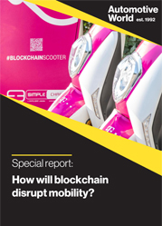 Special report: How will blockchain disrupt mobility?