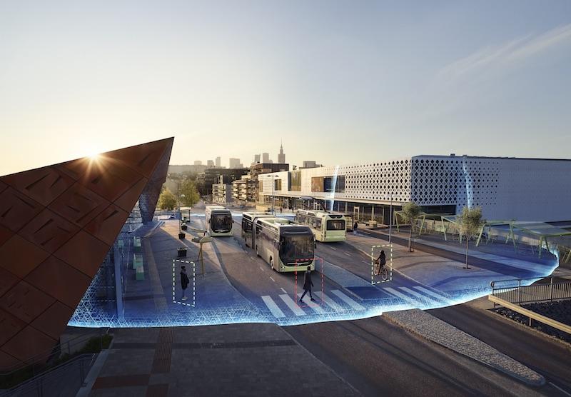 沃尔沃公共汽车7900电动铰接2019