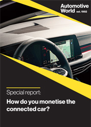 Special report: How do you monetise the connected car?