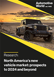 North America's new vehicle market: prospects to 2024