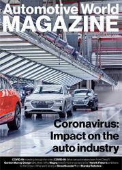 Automotive World Magazine – April 2020