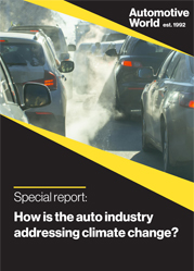 Special report: How is the auto industry addressing climate change?