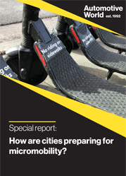 Special report: How are cities preparing for micromobility?