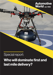 Special report: Who will dominate first and last mile delivery?