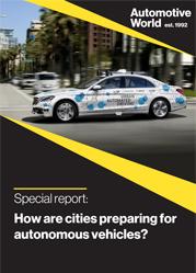 Special report: How are cities preparing for autonomous vehicles?