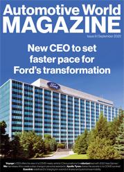 Automotive World Magazine – September 2020