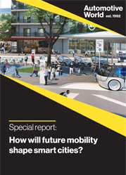 Special report: How will future mobility shape smart cities?