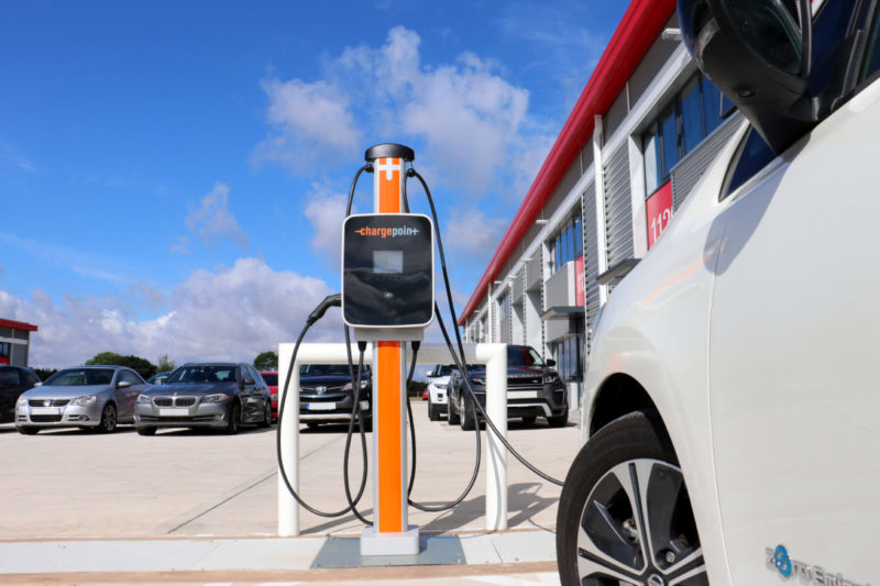 ChargePoint charger