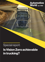 Special report: Is Vision Zero achievable in trucking?