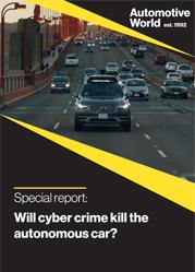 Special report: will cyber crime kill the autonomous car?