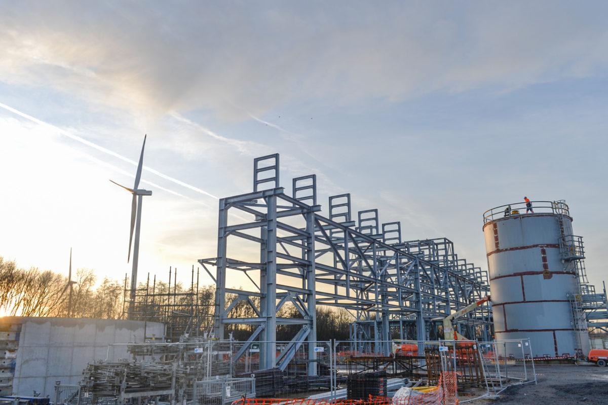 ArcelorMittal Steelanol Ghent