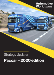 Strategy update: Paccar – 2020 edition
