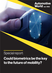 Special report: Could biometrics be the key to the future of mobility?