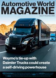 Automotive World Magazine – November 2020