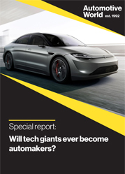Special report: Will tech giants ever become automakers?
