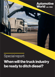 Special report: When will the trucking industry be ready to ditch diesel?
