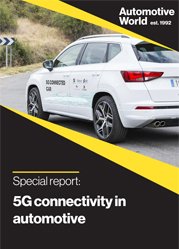 Special report: 5G connectivity in automotive