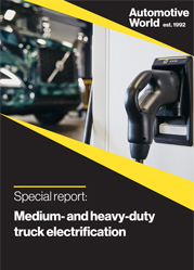 Special report: Medium- and heavy-duty truck electrification