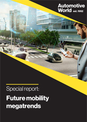 Special report: Future mobility megatrends