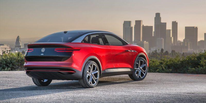 VW ID Cross concept US