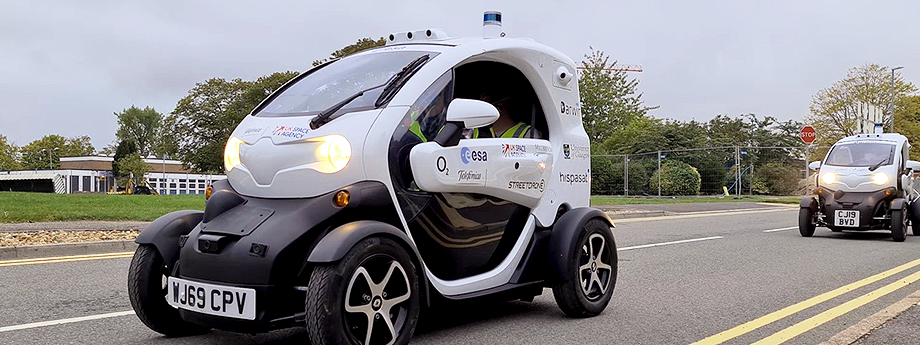 Darwin vehicles UI