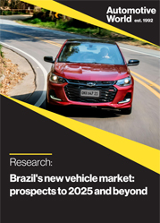 Brazil's new vehicle market: prospects to 2025 and beyond
