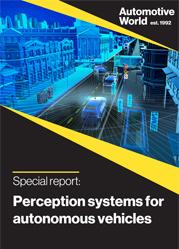 Special report: Perception systems for autonomous vehicles